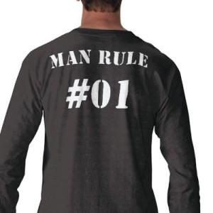 man rule