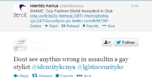 ID Kenya tweet