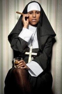 nun on break