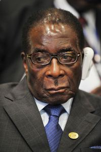 Zimbabwe President Robert Mugabe (Photo courtesy of Wikimedia Commons)