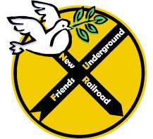 Logo of the Friends New Underground Railroad
